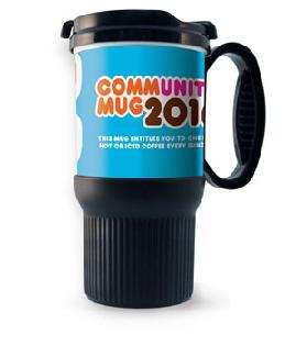 Dunkin mugs