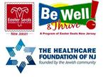 Healthcare Fnd NJ & Be Well & Thrive Logo