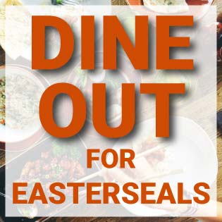 Dine Out for Easterseals graphic