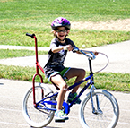 iCan Bike Pedalling Back into Topeka in June!