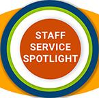 Staff Service Spotlights 2018