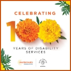 Celebrating 100 years of disability services