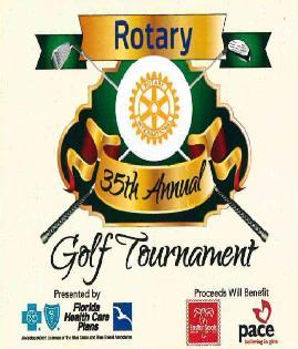 Rotary Golf logo