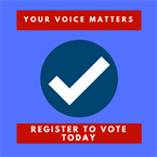 Register to Vote in the November General Election