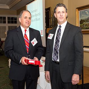 Robert Pettinicchi & Dr. Allen Gouse
