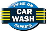 Shine On Express Car Wash logo