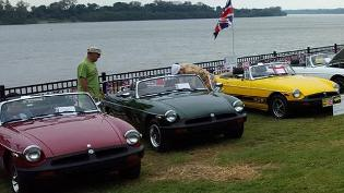 S.I.R. BRIT MGB Auction