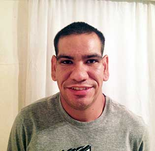 Gerardo is an Adult Day Services Participant and an Advocate