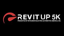 Rev It Up 5k Logo