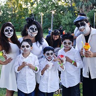 ESCT Dia de los Muertos Festival