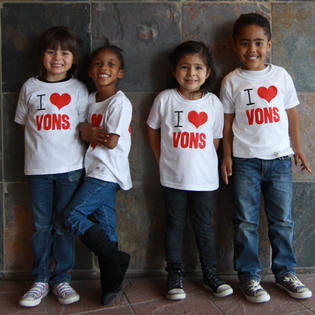 Round Up Your Donation at Vons