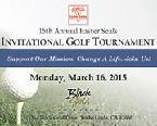 16th Annual Invitational Golf Tournament