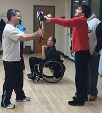 Accessible Martial Arts