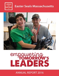 Easter Seals MA 2016 Annual Report Is Out!