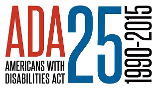 25th Anniversary of the Americans with Disabilities Act (ADA)