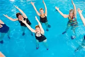 New aqua classes