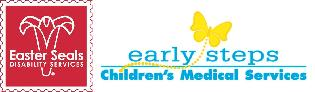 Easter Seals Early Steps logo