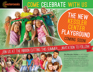 Kessler Playground Announcement