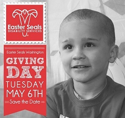 Easter Seals Washington Giving Day