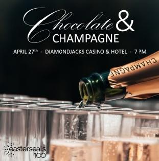 ESL 2019 Chocolate & Champagne