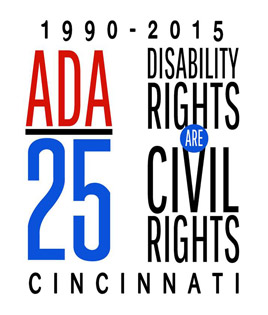 Easter Seals TriState and Cincinnati Celebrate ADA 25!