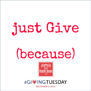 Giving Tuesday - A Celebration of Giving