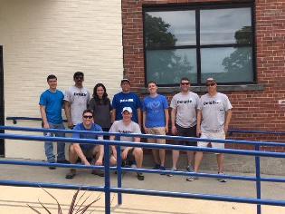 Picture of Deloitte Volunteers