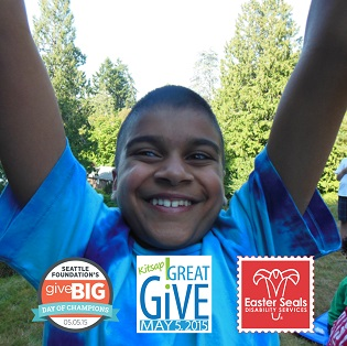 GiveBIG and Kitsap Great Give are 1 week away!
