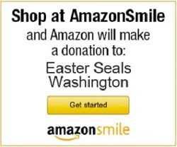 Support Easter Seals Washington While Shopping at Amazon.com