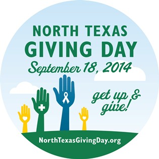 North Texas Giving Day - support Easter Seals North Texas