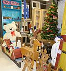 Capper Creations Gift Shop Holiday Sale
