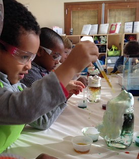 Children are loving our new 'Little Scientists' Program