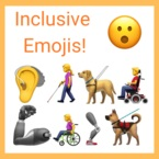 Disability Emojis
