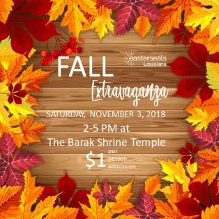 2018 Fall Extravaganza