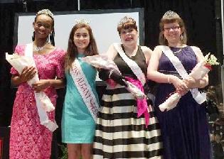Miss Easter Seals Beauty Pageant