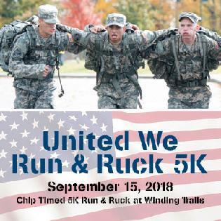 United We Run and Ruck