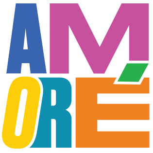 AMORE Art Made of Reusable Elements logo
