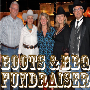 Boots and BBQ 2014 benefiting Easter Seals North Texas