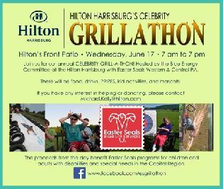 Grillathon Flyer