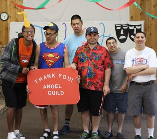 Service Groups Give to Easter Seals Washington and Camp Stand By Me