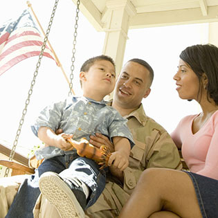 Operation Family Caregiver Launch Event