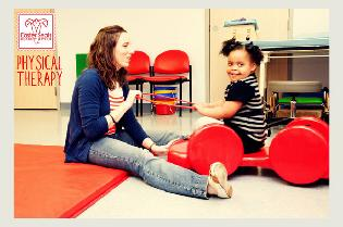 Physical Therapy Month at Easter Seals North Texas