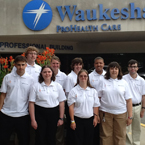 WMH Project SEARCH interns