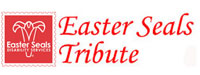 Easter Seals Tribute dinner logo