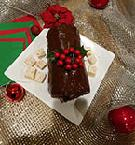 holiday cake roll