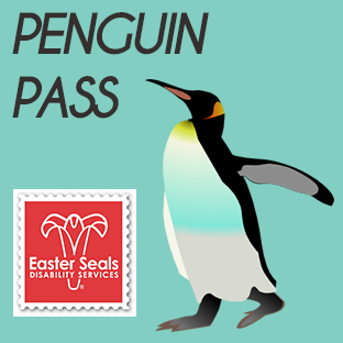 Go Backstage at the Audubon Aquarium's Penguin Habitat with Easter Seals Louisiana