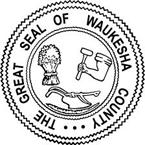 Waukesha County Seal Logo