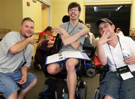 Join the Youth Leadership Network (YLN) at Easter Seals!