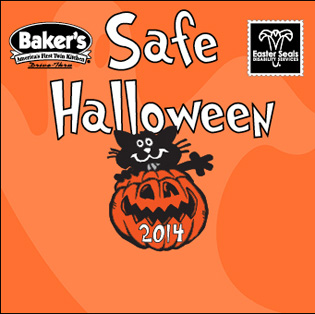 Safe Halloween Coupon Booklets