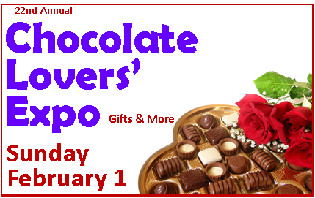 Chocolate Lovers' Expo logo 2014